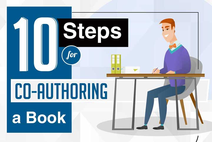 10 Steps for Co-Authoring a Book