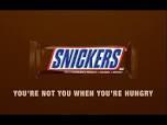 Snickers Tagline